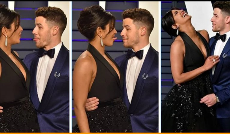 Moments Of Awkwardness And Adorableness Shared By Priyanka Chopra With Husband Nick Jonas