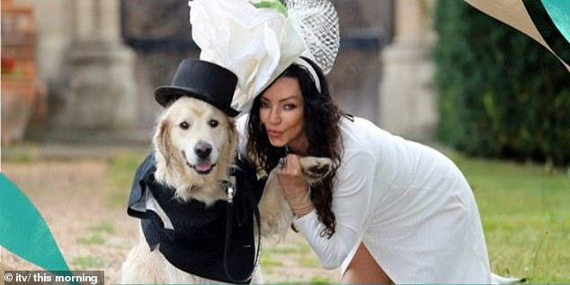 Swimsuit Model Marries Own Pet Dog After Unsuccessfully Dating 220 Men