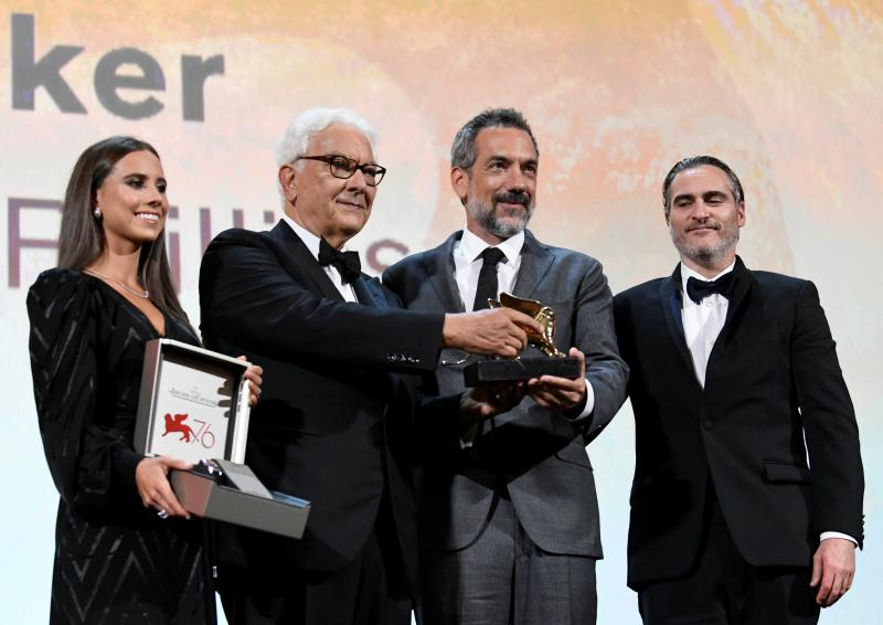 Joker wins Golden Lion Award At Venice Film Festival