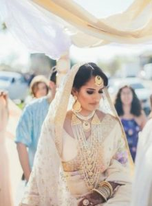 Bianca Saima Tied Knot In California