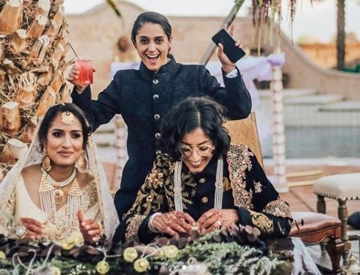 Couple Who Tied Knot In California