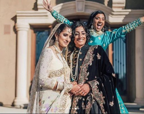 Indian-Pakistani Lesbian Couple Tied Knot in California