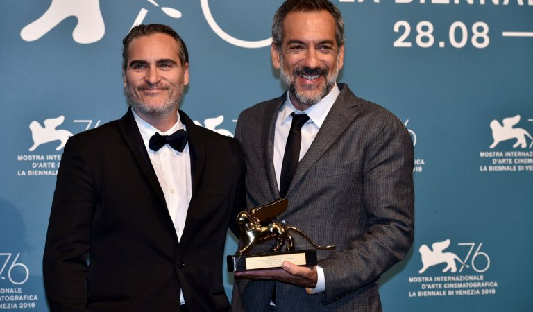 Joker Wins Golden Lion Award At Venice Film Festival 2019