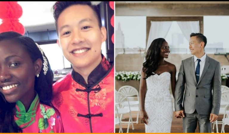Man Shares How He Convinced His Asian Father To Finally Accept His African Girlfriend