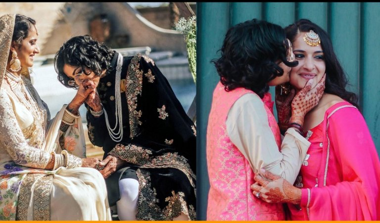 Pictures Of Indian-Pakistani Lesbian Couple Who Tied Knot In California Is Winning Hearts