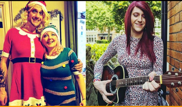 Husband Transforms Into A Woman, Gets Back With Wife And Now Living As A Same Gender Couple
