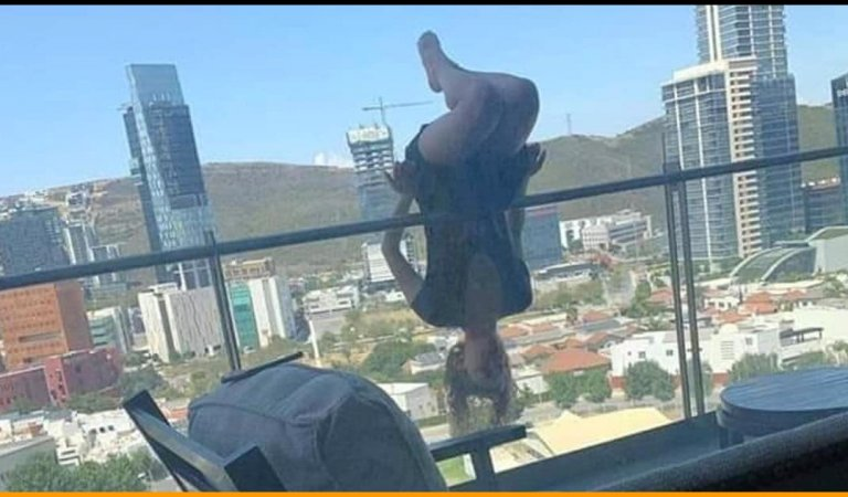 Woman In Mexico Survives A 24m Fall From Balcony While Doing Extreme Yoga, Breaks 110 Bones
