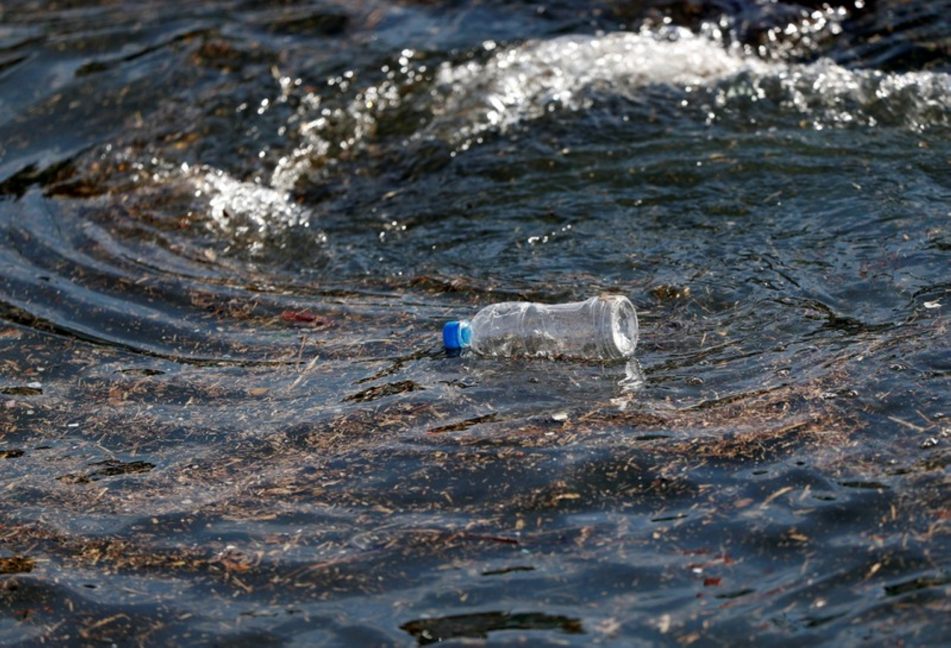 Coca-Cola Making Green Bottles From Plastic Waste Of Oceans