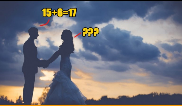 Bride Leaves Groom During Wedding After He Incorrectly Answered A Math Question