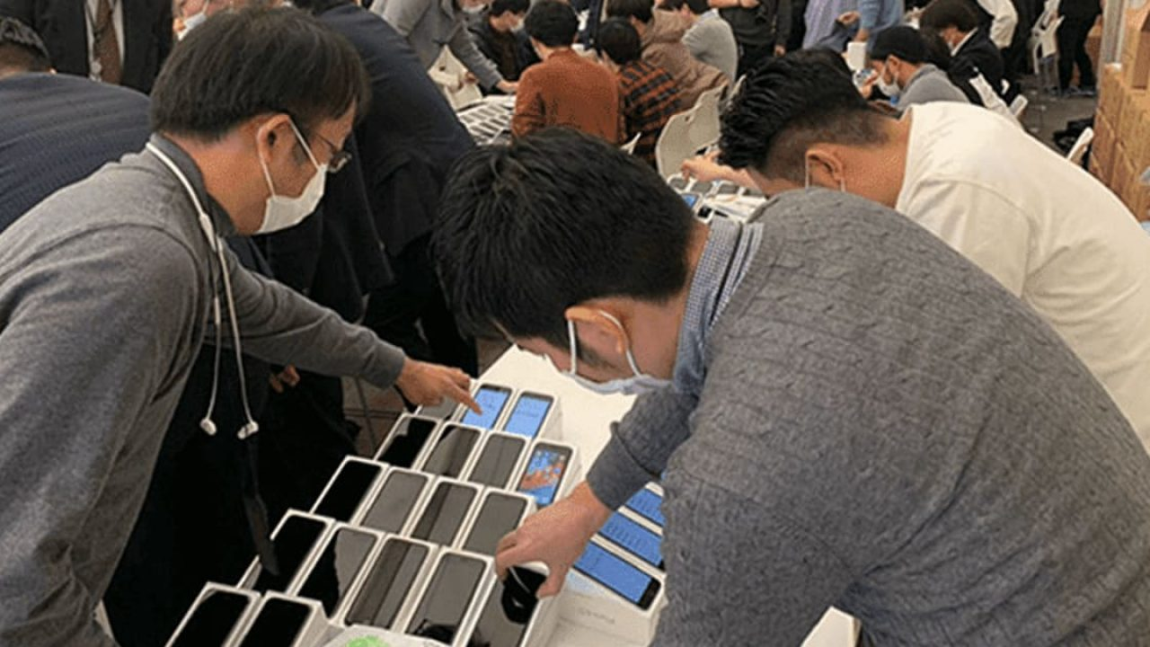 2000 iPhones Given By Japan For Free To Passengers Stuck On Ship Due To Coronavirus