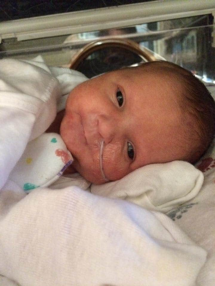 Check Out These Adorable Pictures of Premature Babies Smiling
