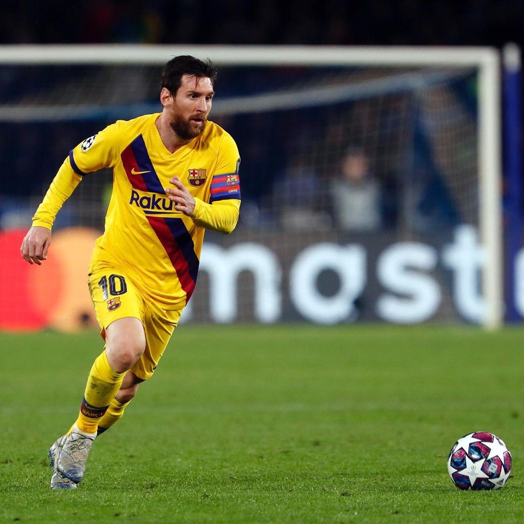 Lionel Messi Donates 1 Million Euros To Help Fight Against Coronavirus