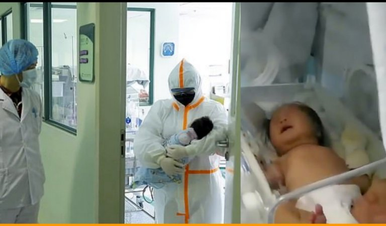 China's Youngest Coronavirus Patient Recovers From The Disease Without Medication