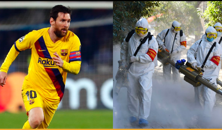 Lionel Messi Donates 1 Million Euros To Help Fight Against Coronavirus