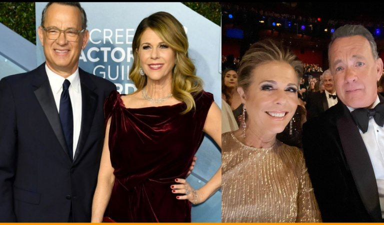 Tom Hanks And Wife Rita Wilson Diagnosed With Coronavirus in Australia