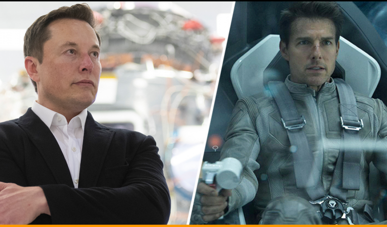 Tom Cruise Is Teaming Up With Elon Musk and NASA To Film His Next Movie In Space
