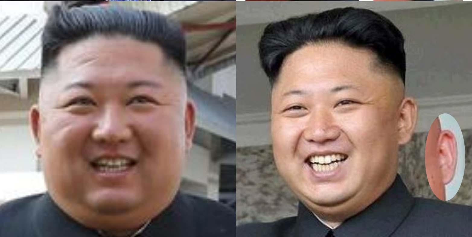 Rumors State That Kim Jong Un Is Actually Using A Body Double And Here Is The Proof