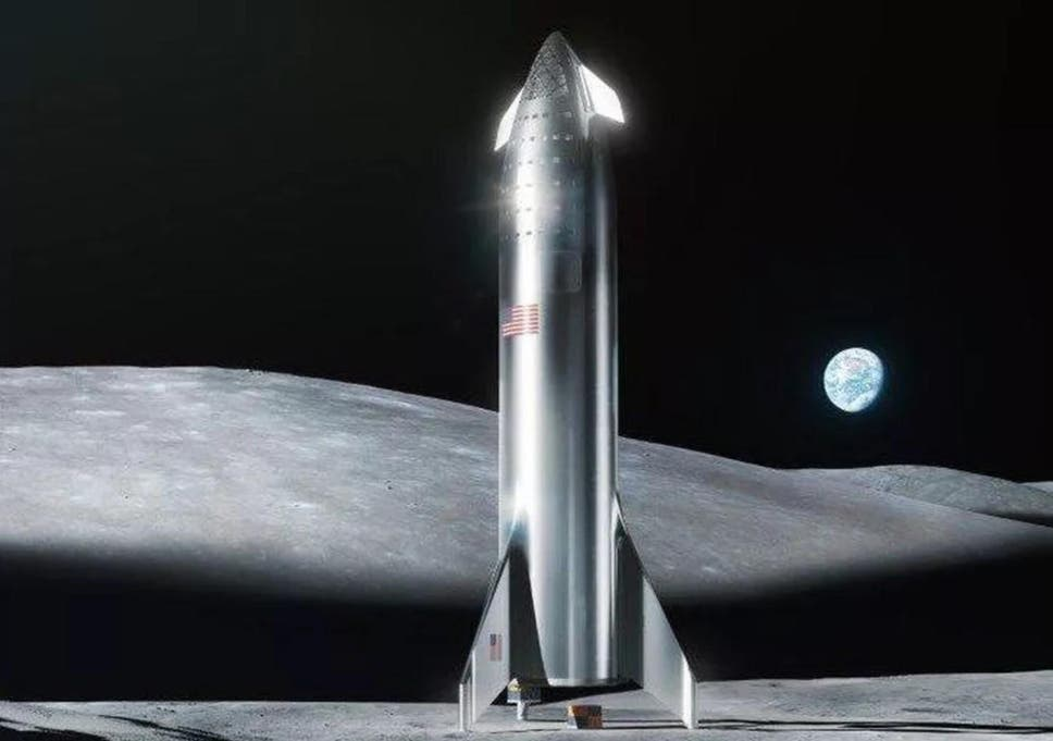 Elon Musk Has Made His Moon and Mars Mission His Top Priority At SpaceX