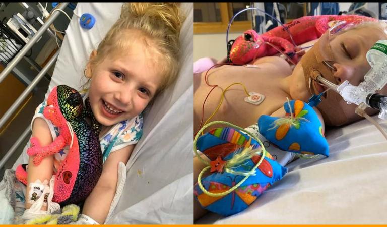 Five-Year-Old Beats Coronavirus and Kawasaki Disease With Just 20% Chances of Survival