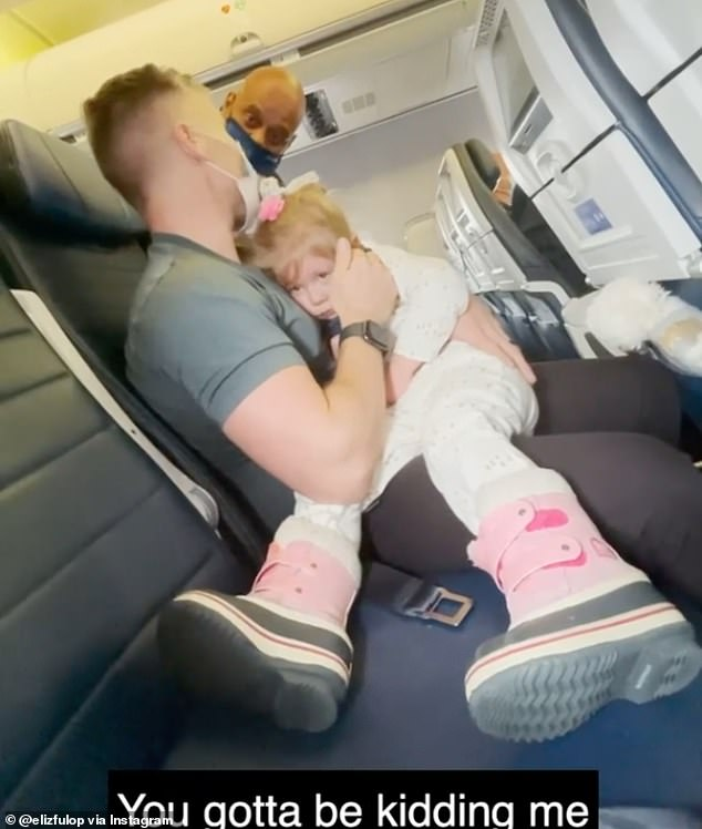 Couple Go Away On Holidays Without Their Toddler After She Refused To Put On A Mask On Plane