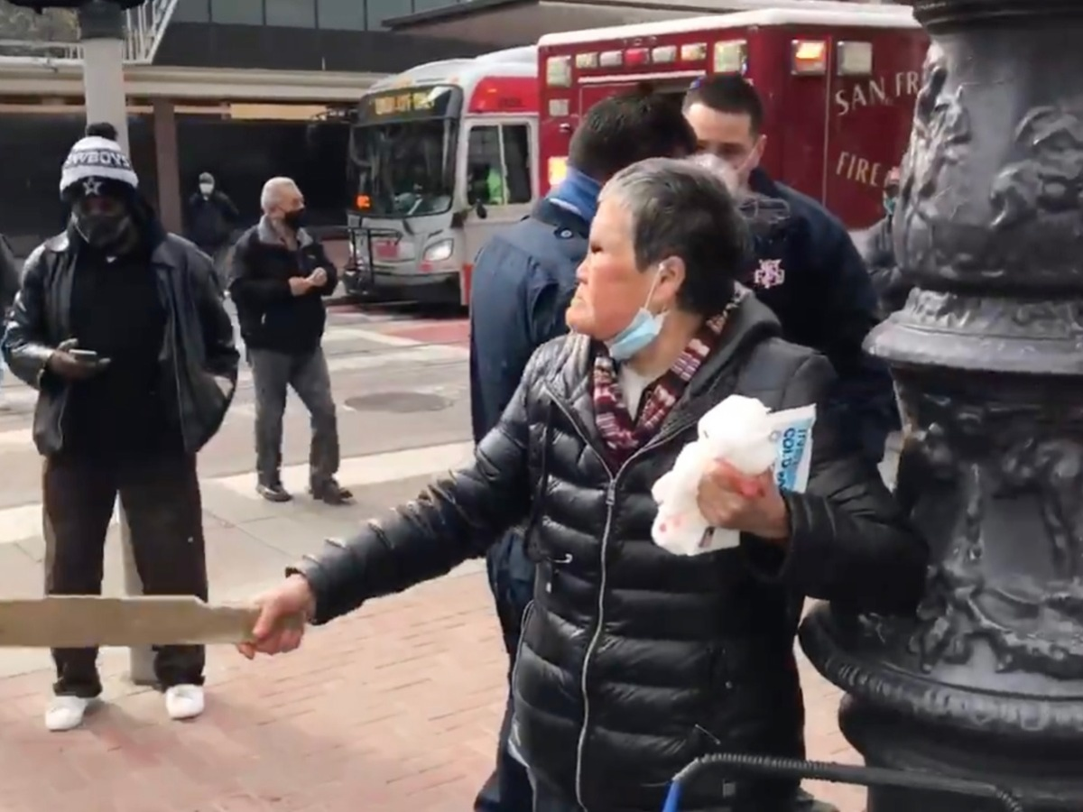 Asian Grandma Who Got Punched In The Face For Race, Donates All $900,000 Raised For Her