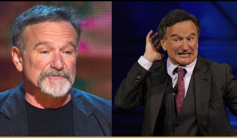 Robin Williams Made Every Company He Worked For Hire Homeless People