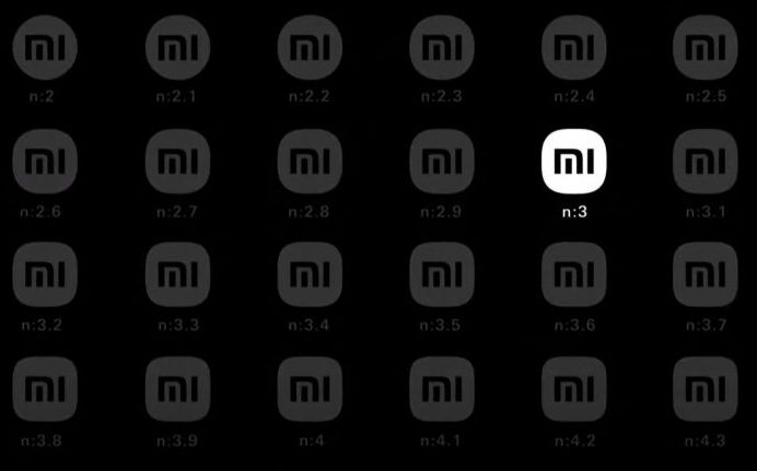 Xiaomi Spent 3 Years For Designing It's New Logo But People Can't Spot The Difference