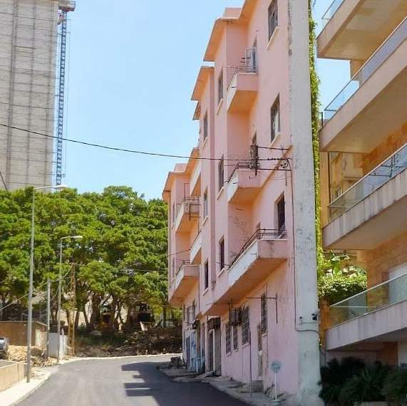 Lebanon's Skinniest Building Was Reportedly Built By A Man To Ruin His Brother's Seafront View