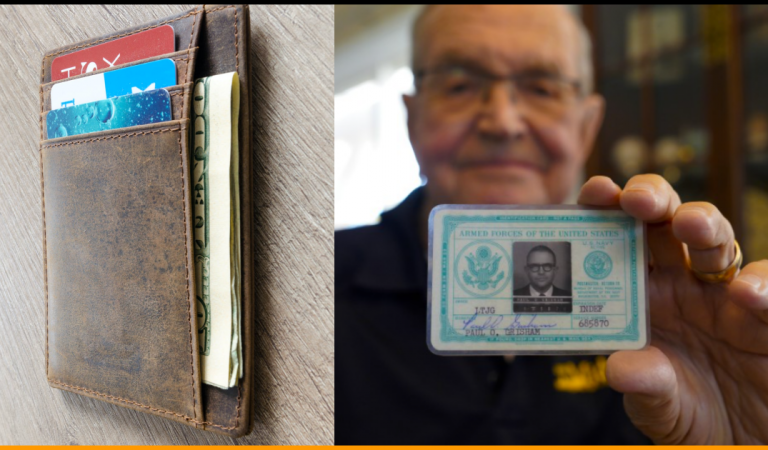 Man Reunites with Wallet He Lost 53 Years Ago In Antarctica