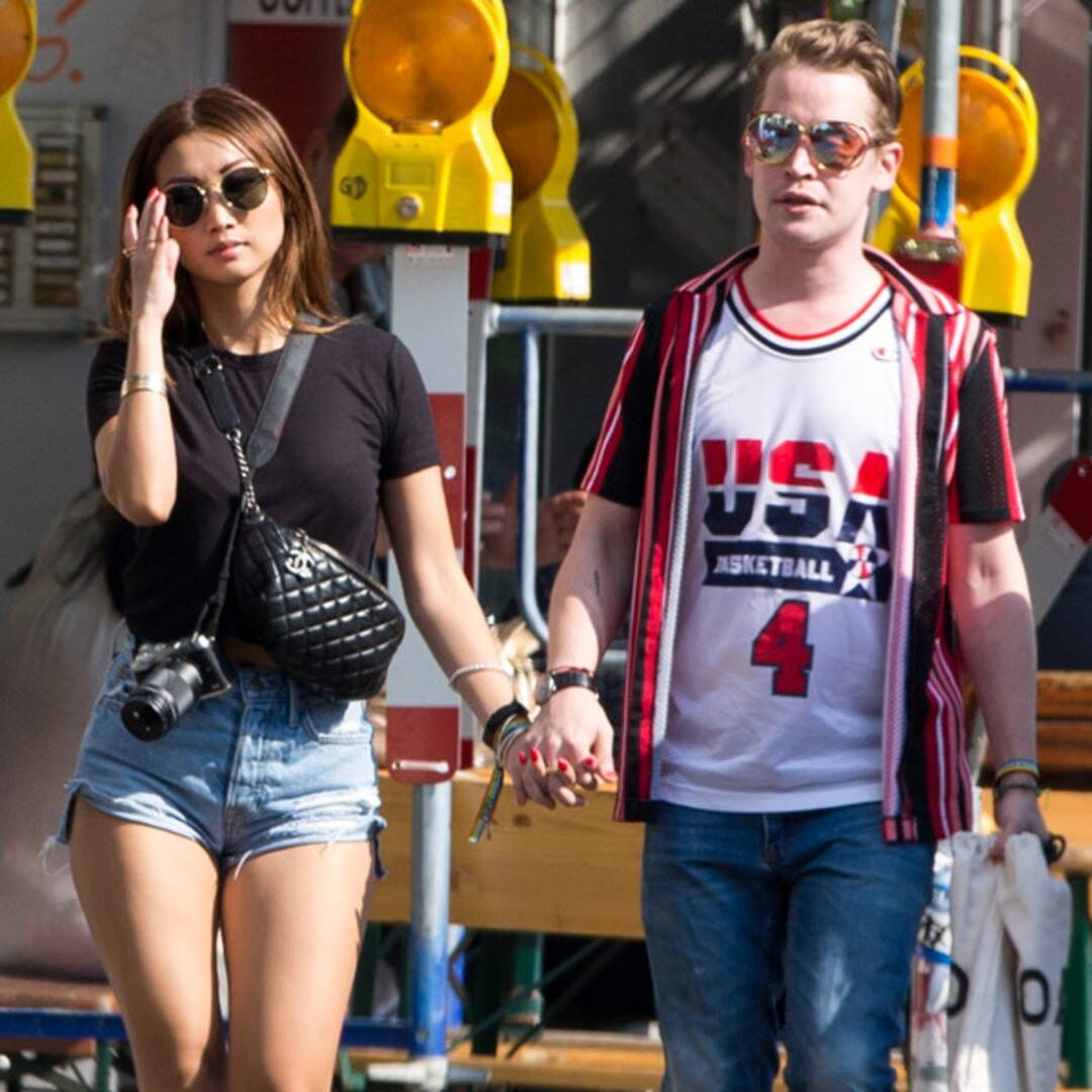'Home Alone' Star Macaulay Culkin Is Now A Father, Welcomes Son With Brenda Song