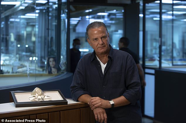 Israeli Jeweler Designs Worlds Most Expensive Face Mask Worth $1.5 Million